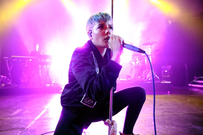 Halsey - Koko, London 11/0/15 | Photo by Burak Cingi